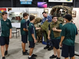 Year 10 Aerospace Excursion RAAF Base Amberley