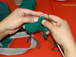 Knitting and Crocheting for Nepal