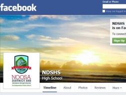 NDSHS Facebook Cover Page Competition