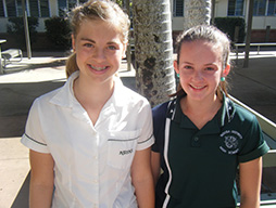 Year 8 students to compete at the 2013 FISAF World Championships